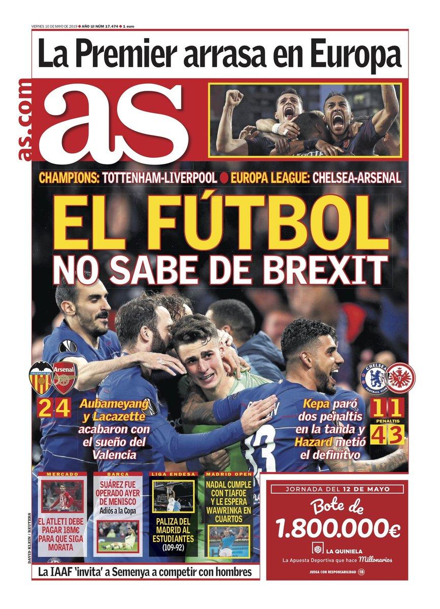 AS Headline